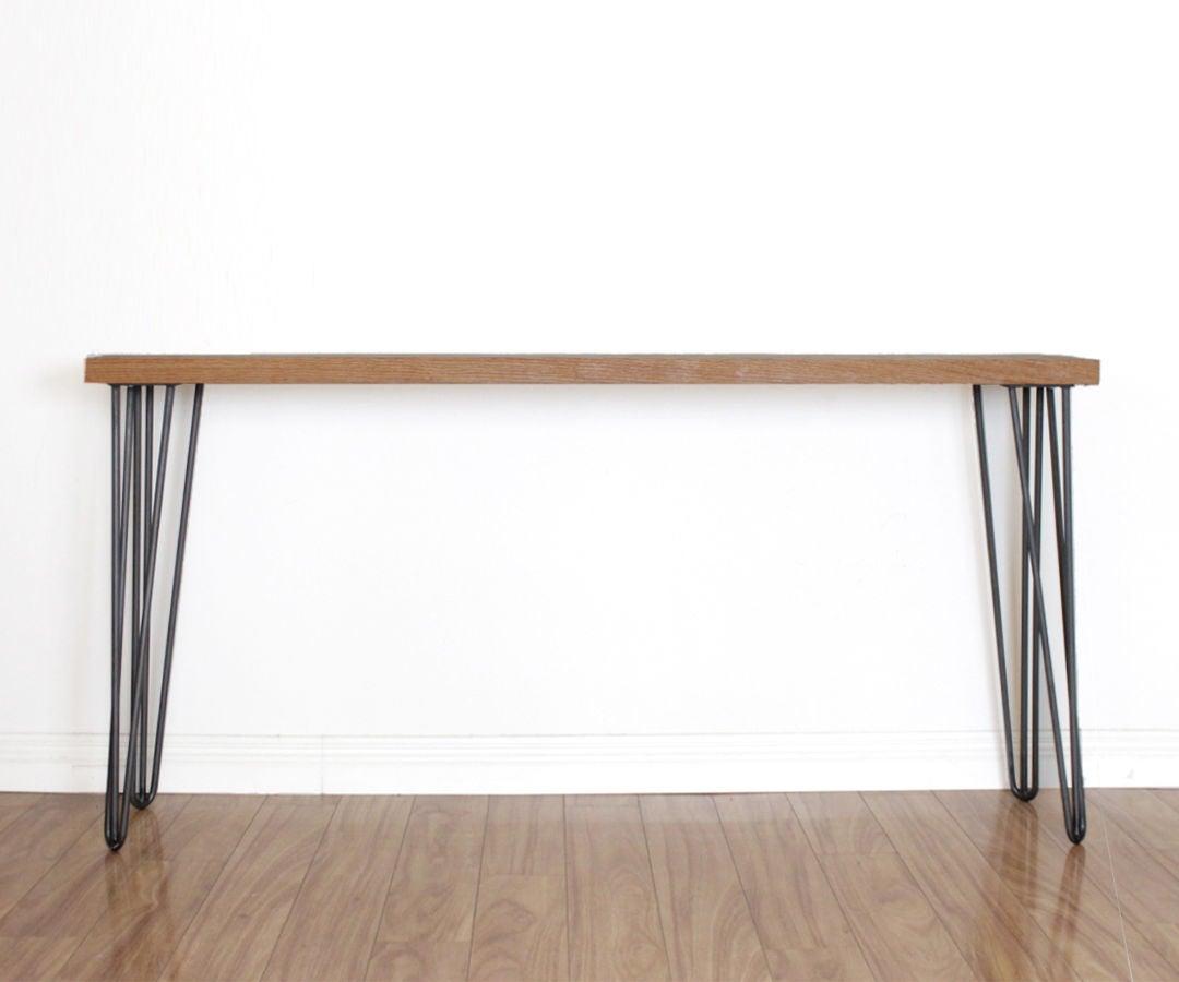 Diy Butcher Block Desk 9 Steps With Pictures Instructables