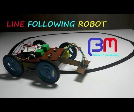 Line Following Robot