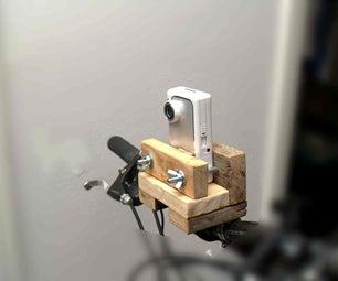 Bike Mount for Pure Digital / Flip Vid Cam