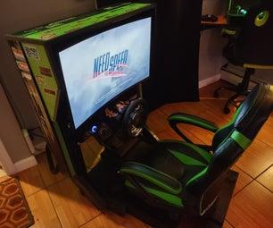 PS3/4 Racing Chair