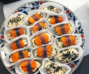 Faux Sushi Cookies