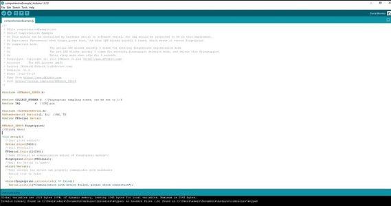 Coding the Arduino Board