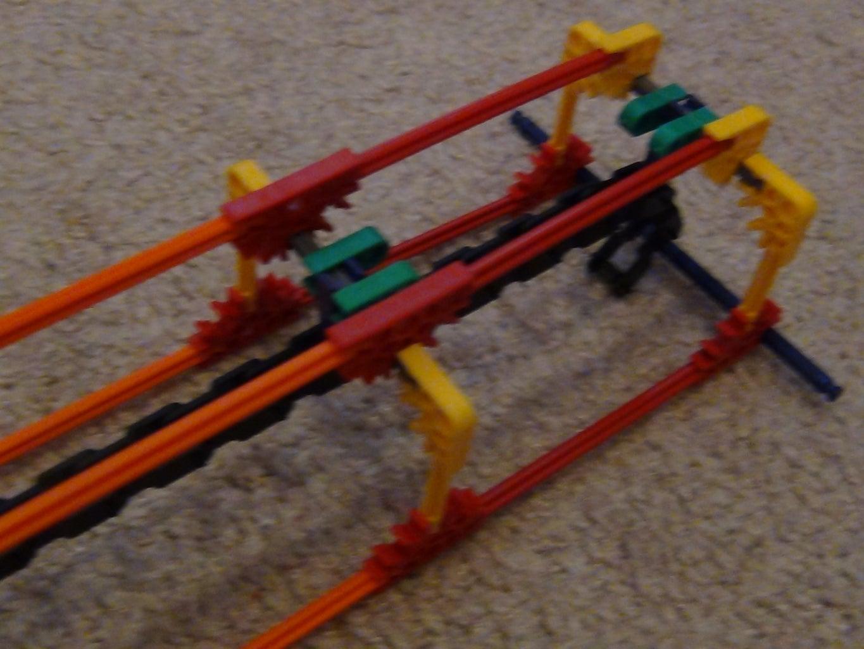 Mini Chain With Rails