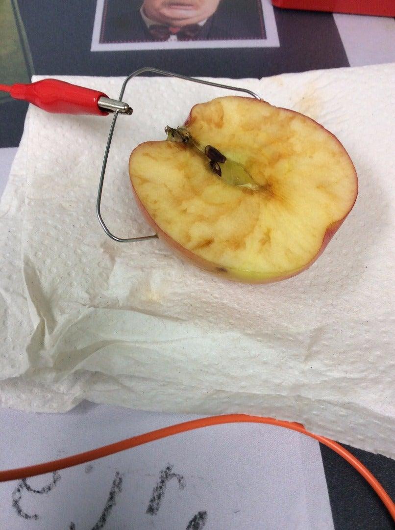 Prepare Your Fruit