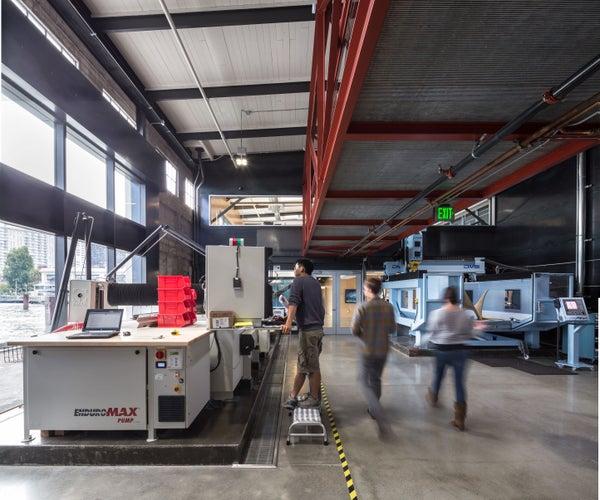 Autodesk Technology Center SF: Purchasing Materials