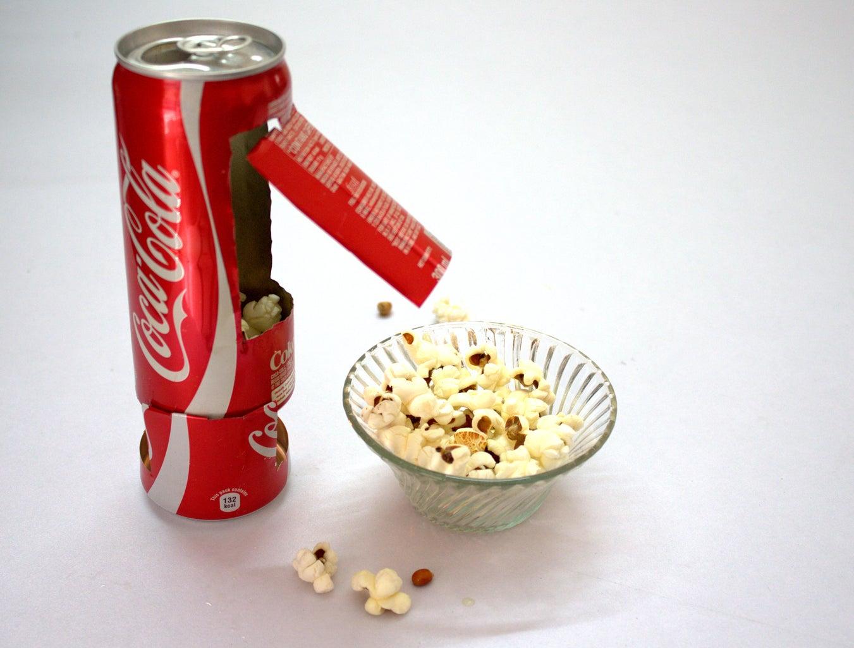 Enjoy the Popcorn