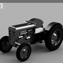 R/C Tractor