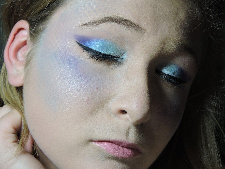 Mermaid Costume Makeup
