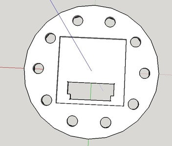Printing the Camera Mount