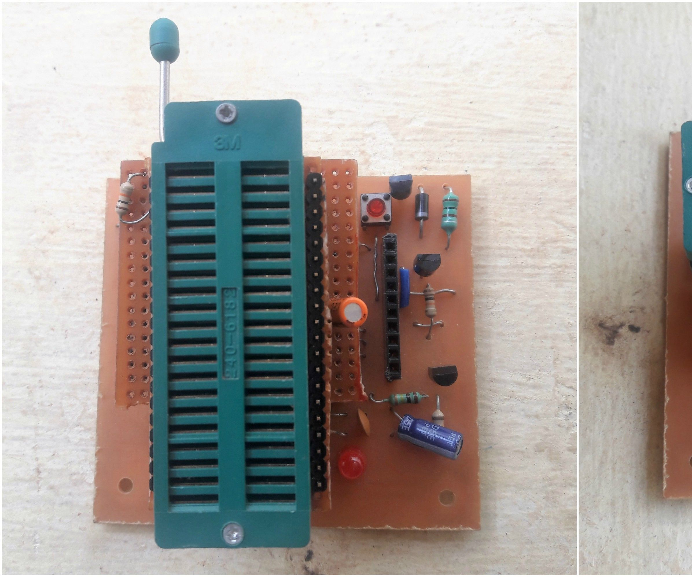 DIY- UNIVERSAL PIC AND AVR PROGRAMMER