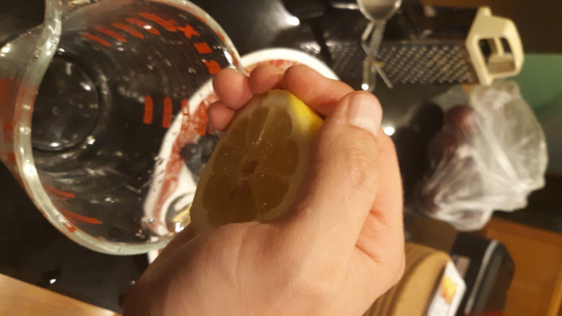 Back to the Lemons...