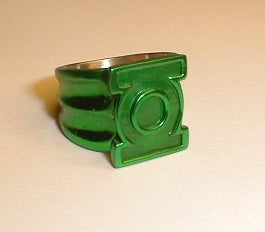 How to Make a Green Lantern Ring- Including a Glowing Version!