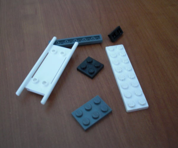 How to Make a Cool Lego Sight