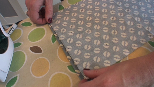 Folding and Pressing Your Hem