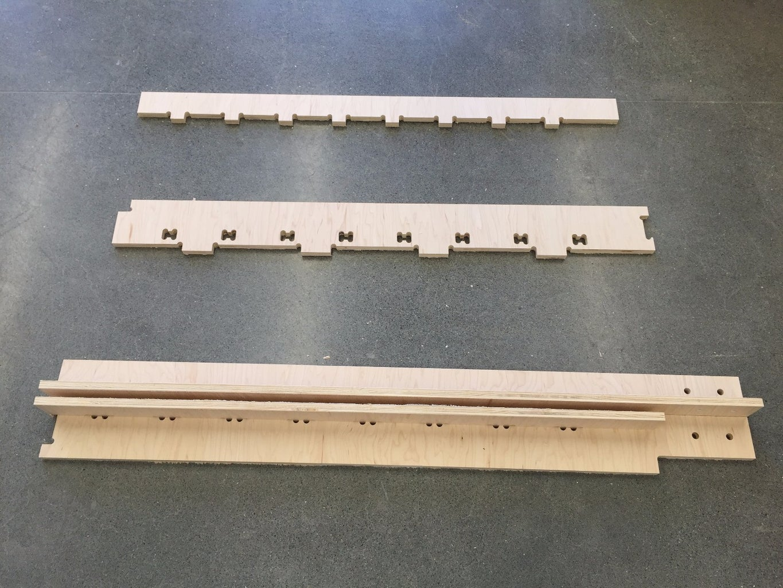 CNC Hardware Setup - Assembly