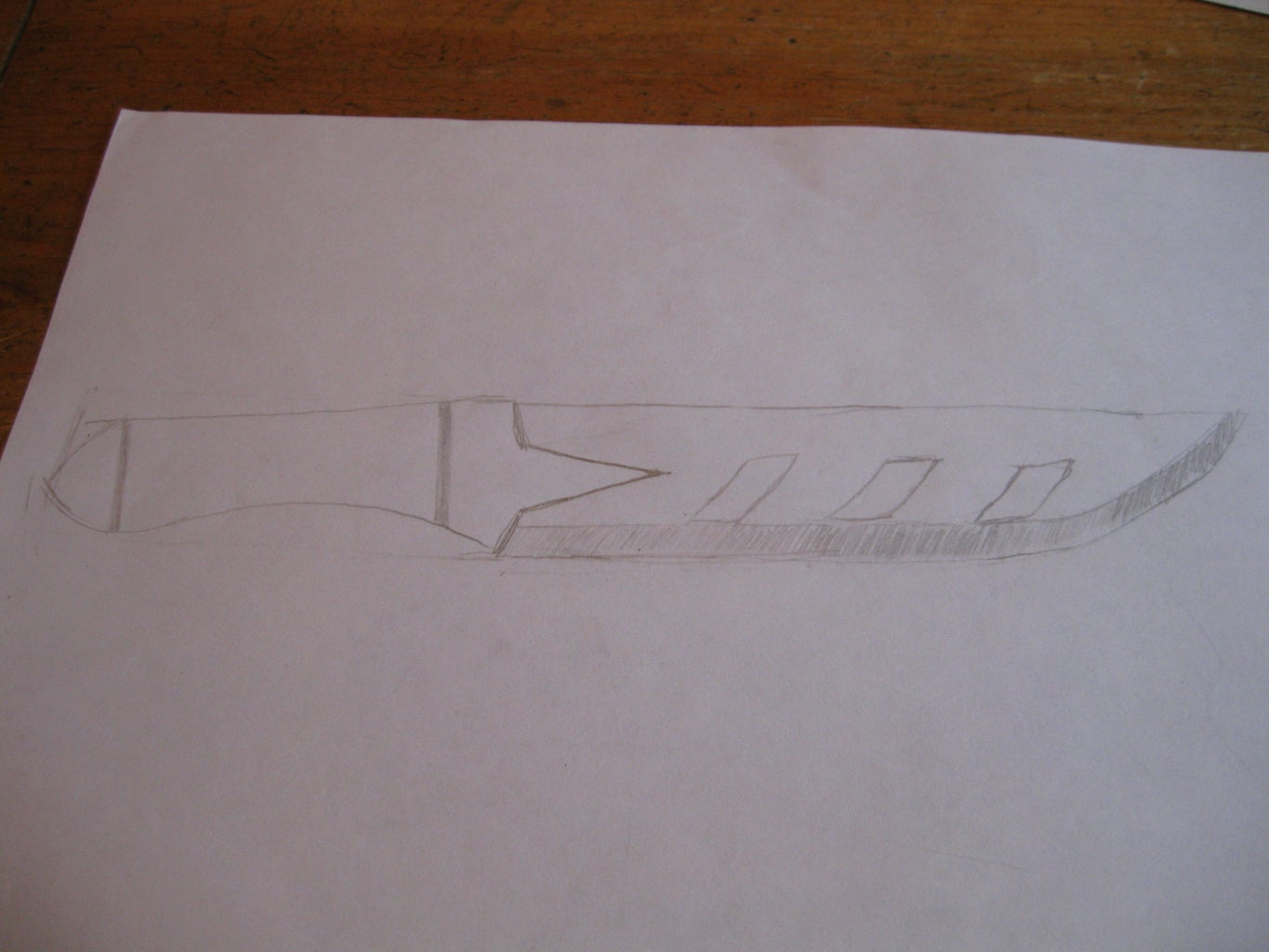 Basic Design: Overall and the Handle
