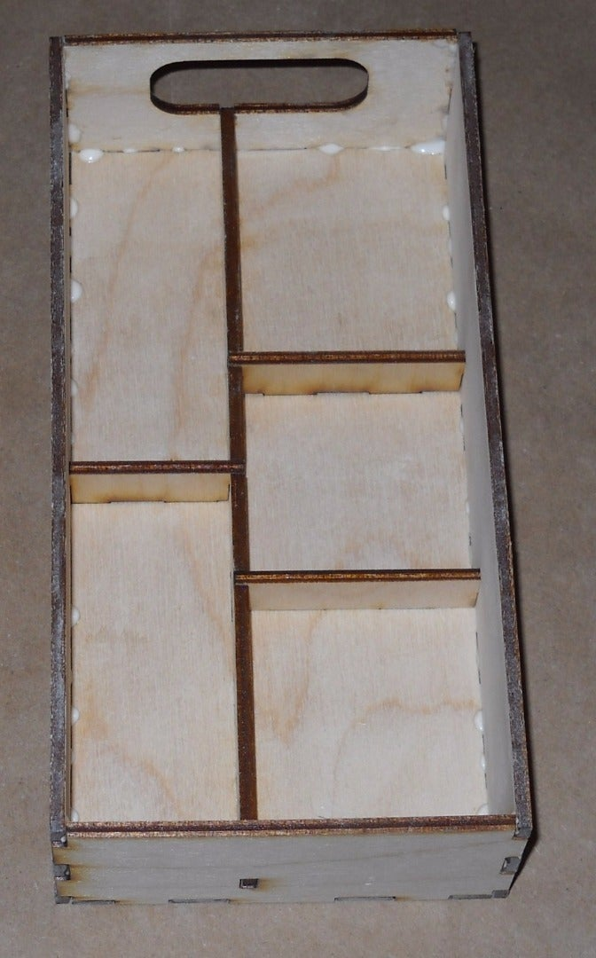 Build the Drawers and Check Them for Fit