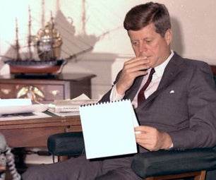 Shake Hands Like JFK