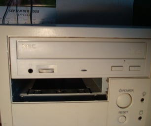 How to Open a Jammed CD/DVD Drive