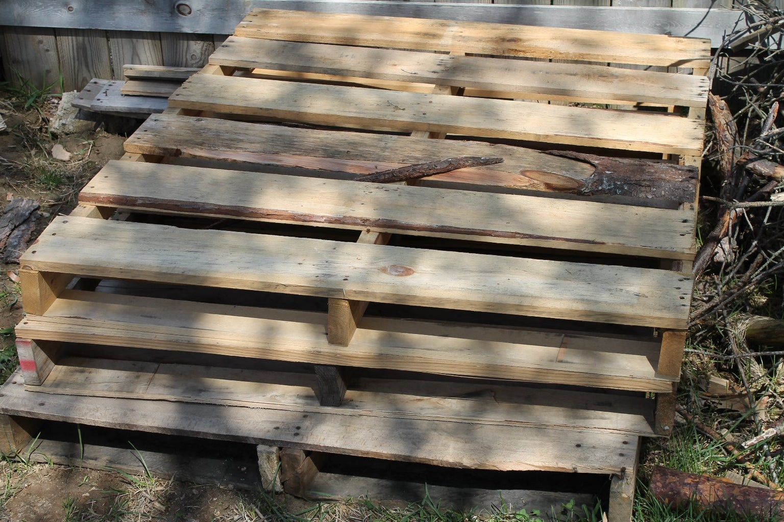 Finding Pallets