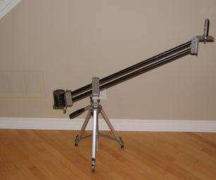 DIY Mini Camera Crane
