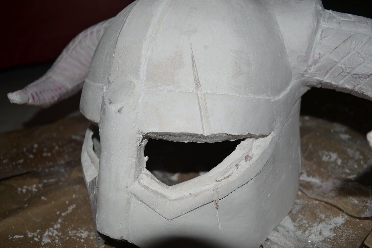 PLASTER AND SCULPT!