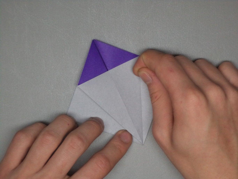Squash Fold All Four Flaps