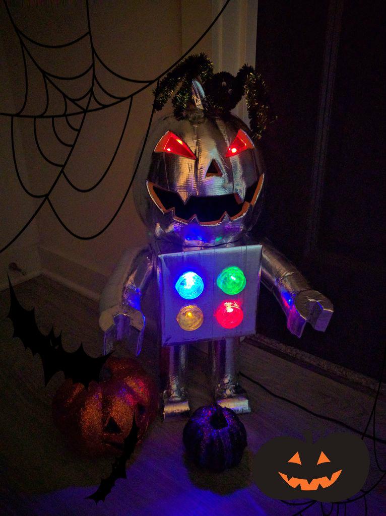 Pumpkin-Bot