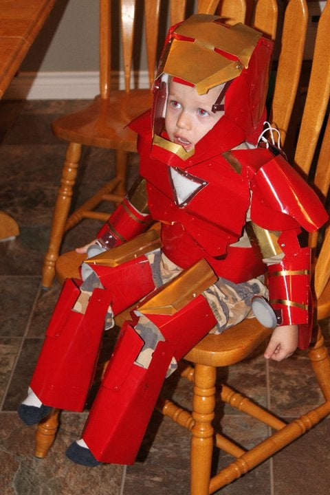 Iron Man for My Little Guy