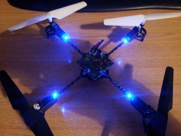 Quadrotor Lighting Kit.