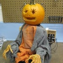 The Electric Chair Pumpkin
