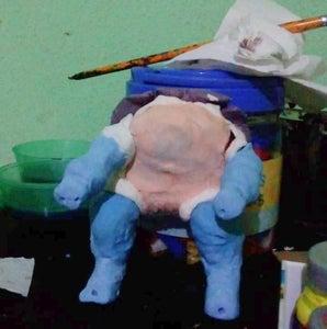 Modelando Seu Pokemon : Blastoise