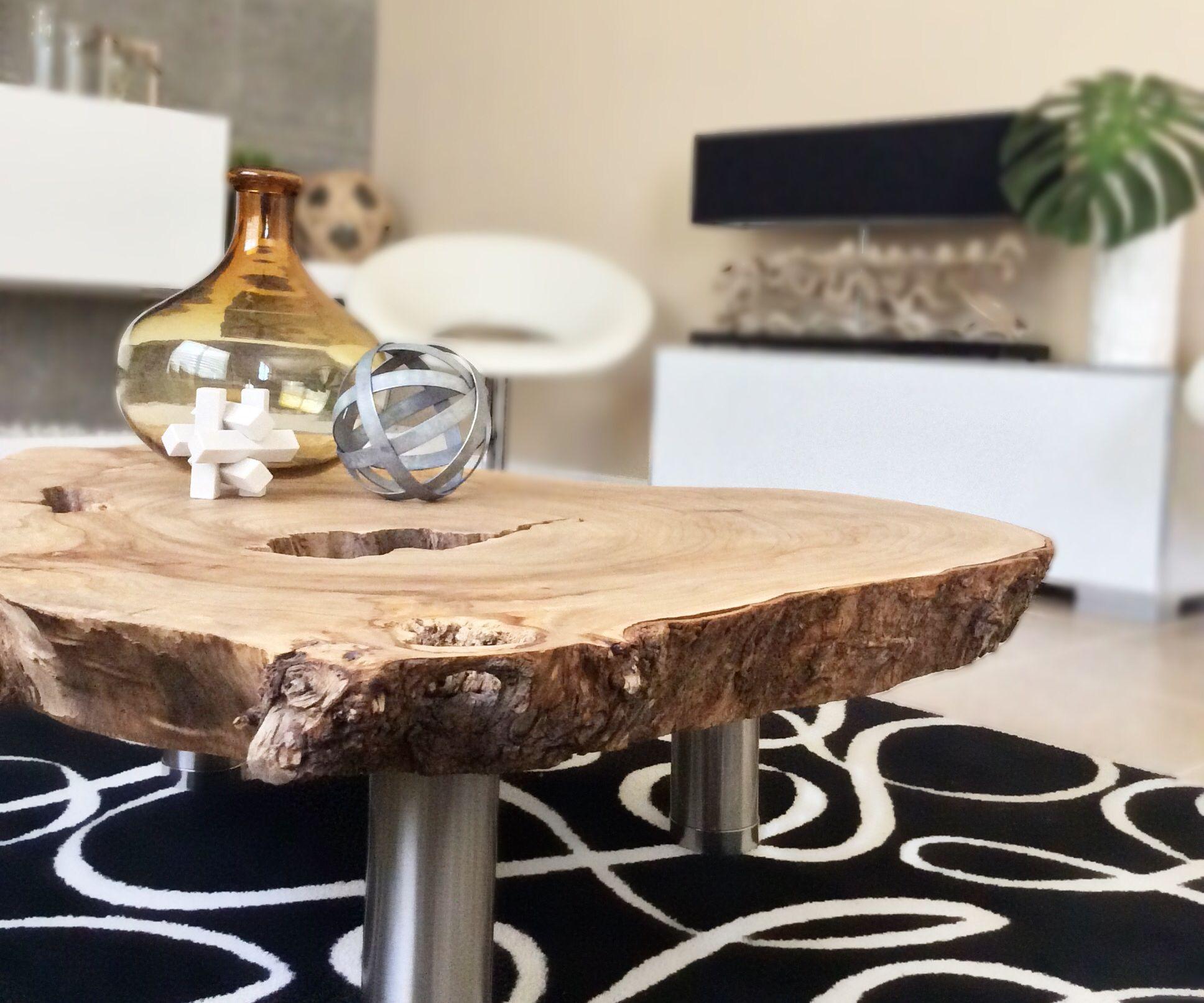 Camphor Coffee Table