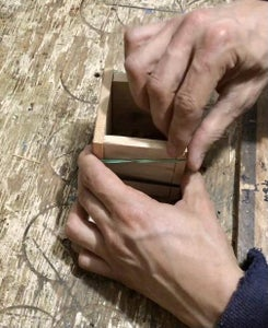 Making the Drawers