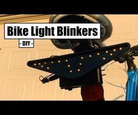 Bike Blinkers/ Hazard Lights