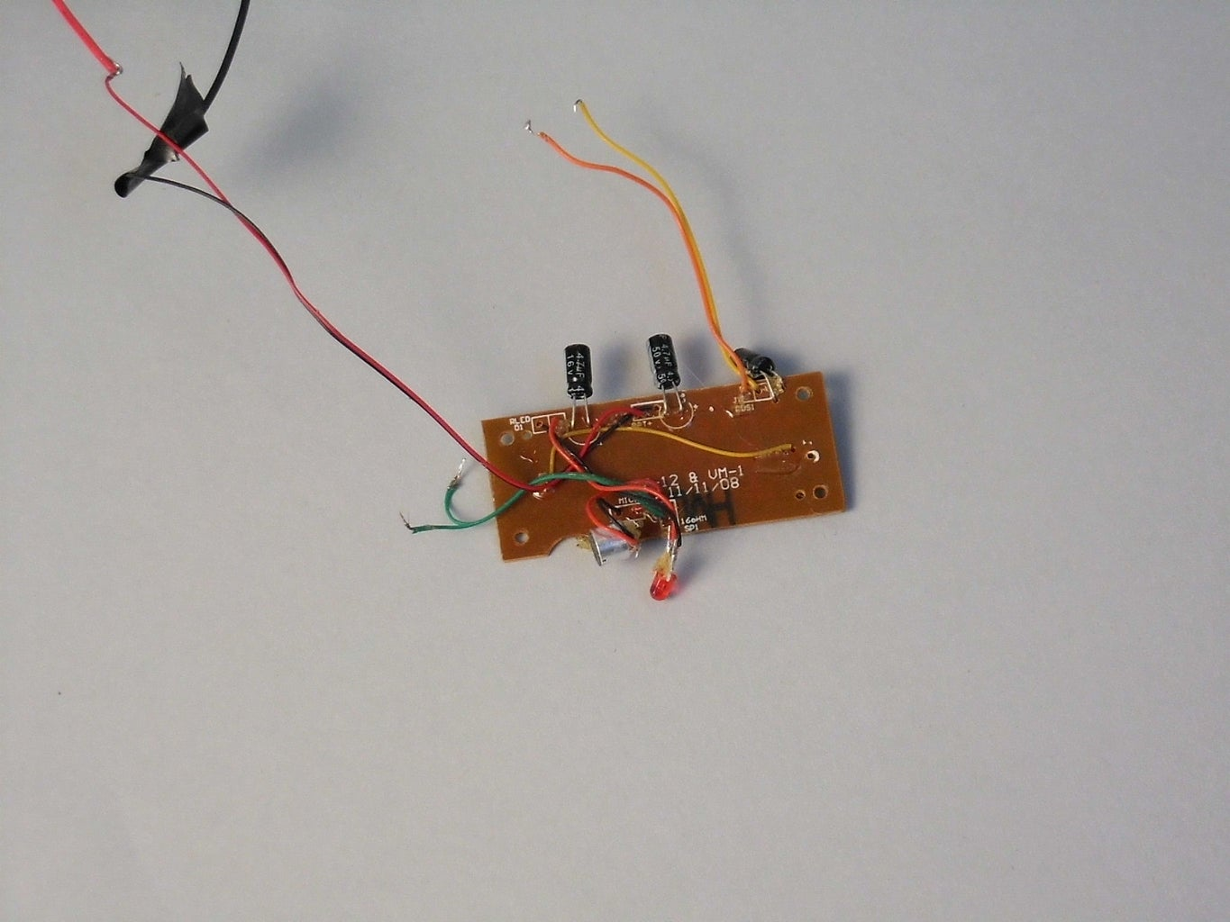 Picture Frame Circuit