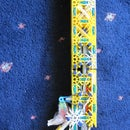 knex double barrel break shot gun