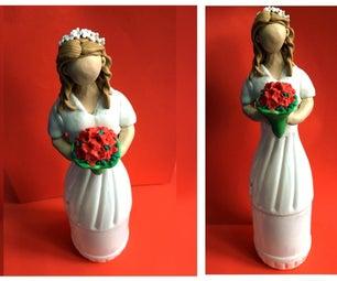 塑料瓶新娘:塑料上升循环