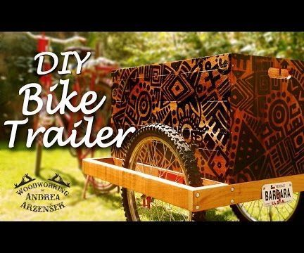 Awesome Bike Trailer