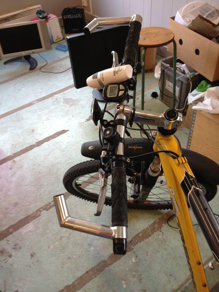 Extra Mountain Bike Handle Grips