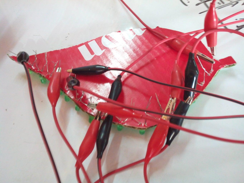 Inserting LEDs Pt 2
