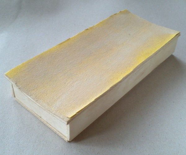 Radius Sanding Block for Guitar, Easy&cheap