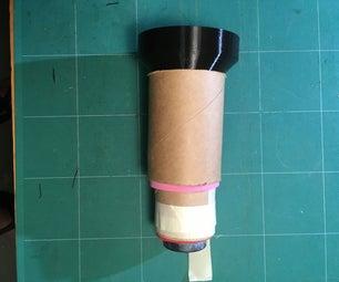 Toilet Paper Tube Telescope