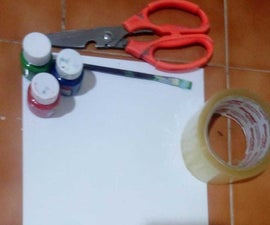 Painting With Tape