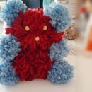 How to Make Teddy Bear With Wool and Sewing Thread