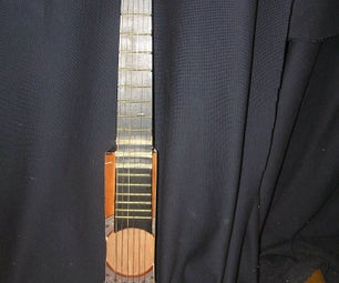 Travel Practice Guitar (with Video)