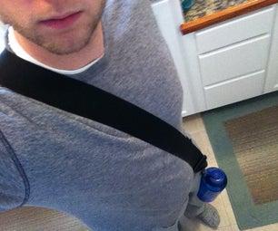 Guitar Strap Bottle Sling