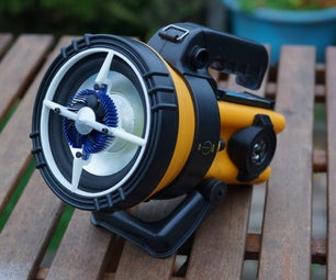Ultimate Camping Bluetooth Speaker / LED Torch