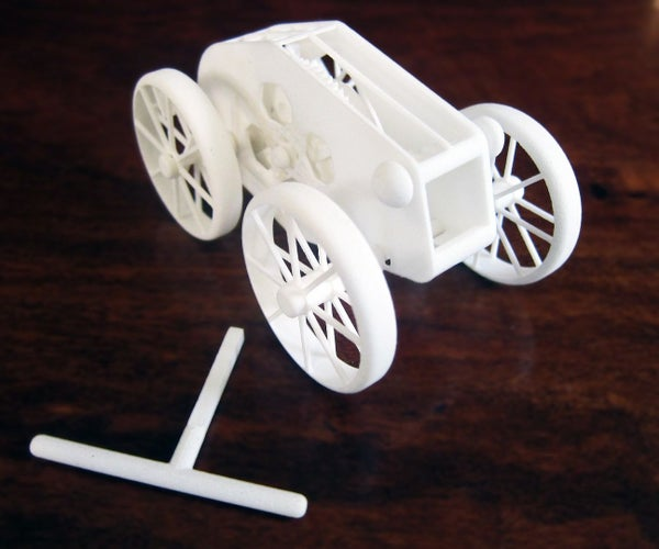 Creating 3D Printed, Wind-up, No Assembly Required Gadgets