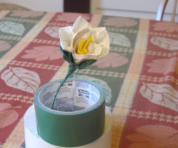 Duct Tape Lily